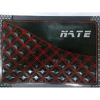 Автоковрик NATE, red 1 (215x145)