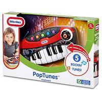 Детский музыкальный инструмент «Little Tikes» (636219M) пианино Модные мелодии