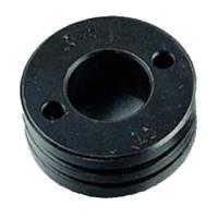 Прижимной ролик для подачи стальной и порошковой проволоки Deca 010627 0,6-0,8 (0,9) мм (010627)