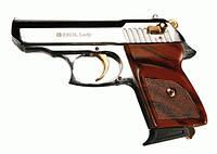 Ekol Пистолет сигнальный EKOL LADY сатин/позолота