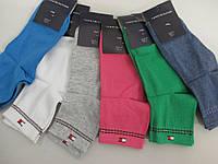 Турецькі однотонні шкарпетки для жінок., фото 1