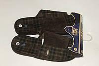 Мужские домашние 43 р тапочки 4rest коричневые.