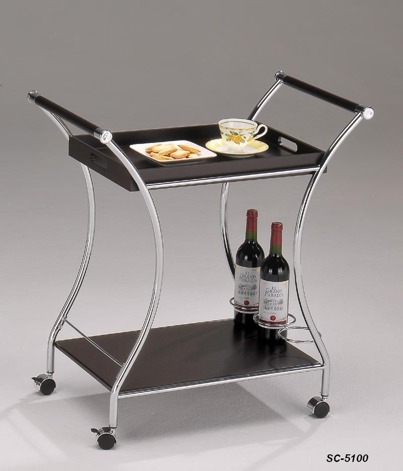 Сервировочный столик со съемным подносом «SC-5100»
