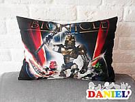 Детская подушка Бионикл