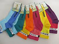 Трикотажные носки для спорта женские.