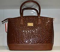 Женская сумка Willow Люкс, коричневая, 0010, фото 1