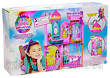 Радужный дворец Barbie Дримтопия - Barbie Rainbow Cove Princess Castle DPY39