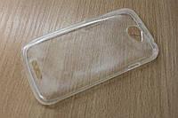 Силиконовый чехол HTC One S