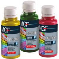 Пигментный концентрат MGF Color - tone  0,1 л корал