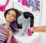 Набір Барбі Блискучі зачіски брюнетка, фото 2
