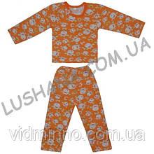 Пижама Планка на рост 80-86 см - Начёс