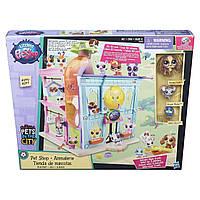 Игровой набор Hasbro LPS Зоомагазин B5478 Littlest Pet Shop Pet Shop, фото 1