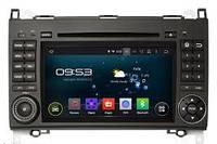 Штатная магнитола для Mercedes A-Class, B-Class, Vito, Viano, Sprinter Incar AHR-2888 Android 4.4.