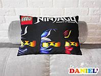 Детская подушка Нинзяго