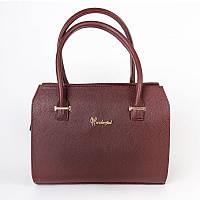 Женская оригинальная модель каркасной сумки