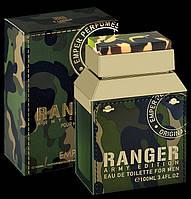 Туалетная вода мужская Ranger Army Edition т/в 100мл чол Emper