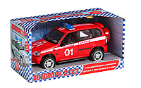 Машина «Пожарная охрана» | «Автопарк 2123»