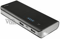 Внешний аккумулятор Trust Primo Power Bank 10000 (power bank), фото 1
