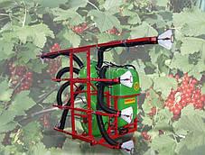 Опрыскиватель садовый навесной Octopus 600/SAD/P (для винограда и кустарников) Krukowiak (Польша)