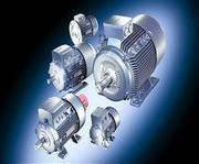Асинхронные общепромышленные электродвигатели