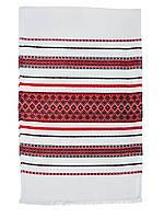 Тканый свадебный рушник «Гуцулочка»