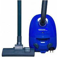 Пылесос Ротекс RVB01-P для сухой уборки, 1500 Вт, насадки, индикация наполнения мешка, шнур 5 м