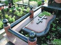 Надгробия гранитные № 2