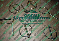 Стопор 805-126C штифт стопорный GD2558 зажим с кольцом 805-065с запчасти Great Plains 805-126с шплинт 805-240