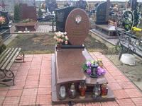 Надгробия гранитные № 8