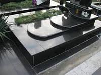 Надгробия гранитные № 9