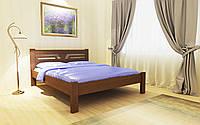 Деревянная кровать Василек