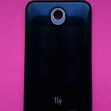 Fly iq255 крышка задняя чёрная б/у