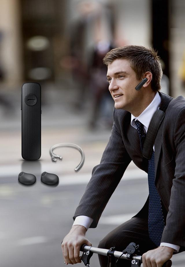 Гарнитура беспроводная Samsung EO-MG920 BT Headset Mono Black