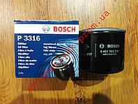 Масляный фильтр Bosch 0 451 103 316 (Kia Hyundai Ford Honda Mazda Mitsubishi Opel Subaru)