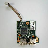 Плата USB, картридер HP Compaq 6710b