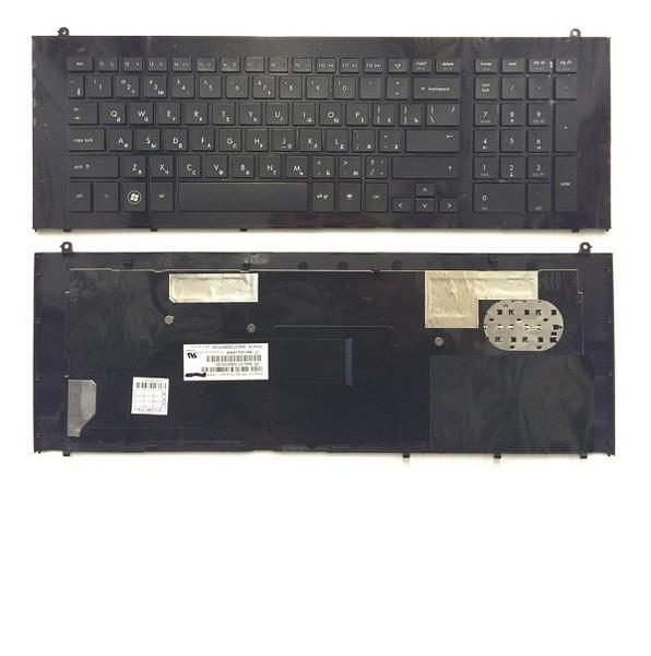 Клавиатура для ноутбука HP ProBook: 4720, 4720S RU, Black (MP-09K16CH-