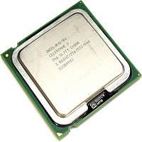 Процессор  Intel Celeron D 346 (256K Cache, 3.06 GHz, 533 MHz FSB , s 775)