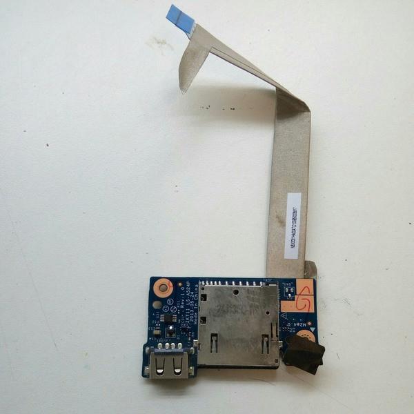 Плата USB, картридер HP Pavilion 11-e010er (LS-A524P)