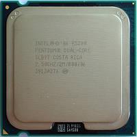 Процессор  Intel Pentium  E5200  2M Cache, 2.50 GHz, 800 MHz FSB s775