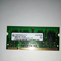 SODIMM DDR2 256MB PC2-4200 Infineon