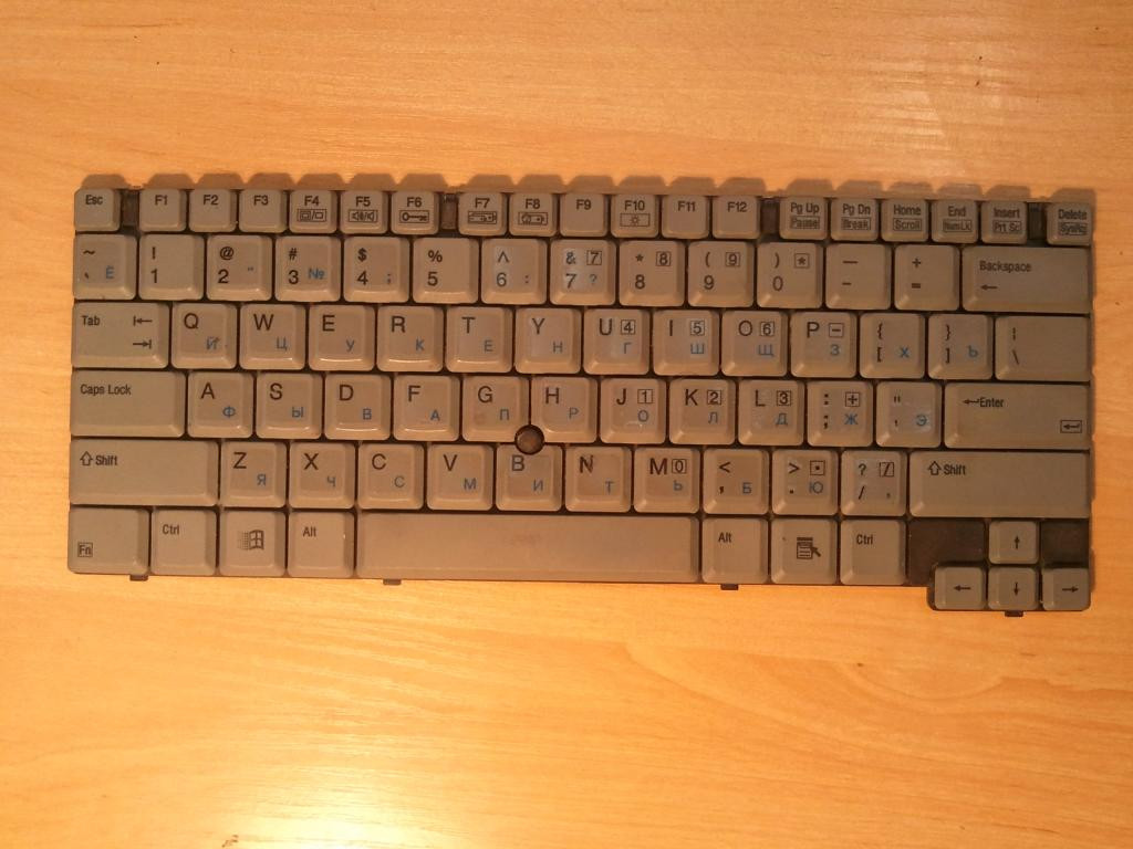 Клавиатура для ноутбуков Compaq Armada M700 (BTU102S3LZ0W4X)