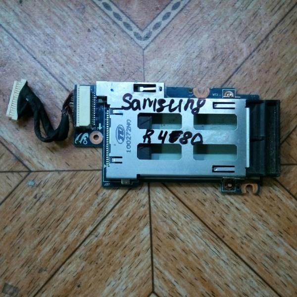 Плата картридер Samsung R480 (BA92-06025A)