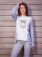 Классный свитер с совой