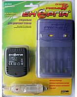 Зарядное устройство для аккумуляторов ЭНЕРГИЯ ПРЕМИУМ ЕН-909 +USB