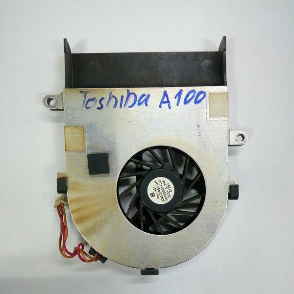 Кулер для ноутбука Toshiba Satellite A100