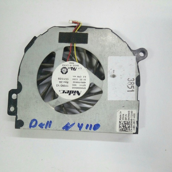 Кулер для ноутбука Dell Inspirion N4110 (G70X05MS2AD)