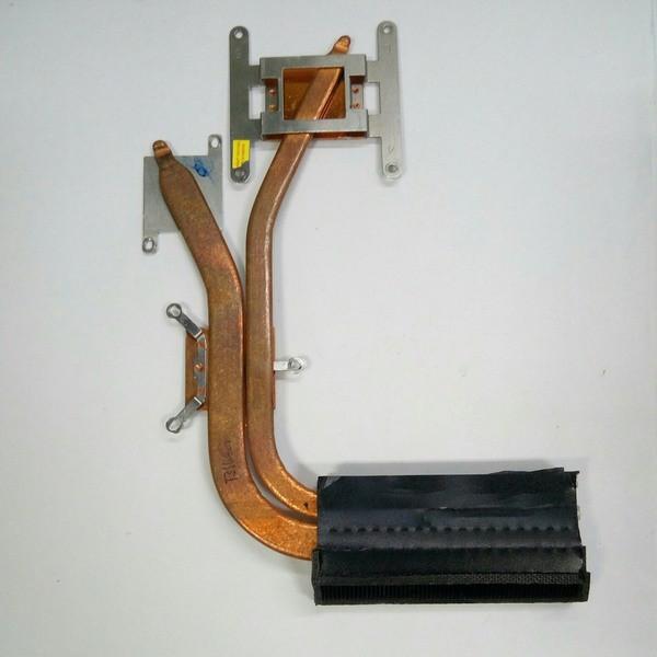 Радиатор системы охлаждения Asus N61D