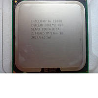 Процессор Intel Core 2 Duo E7300 2667MHz, LGA775, L2 3072Kb, 1066MHz