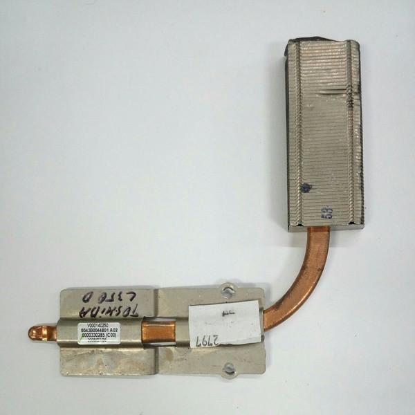 Радиатор системы охлаждения Toshiba Satellite L350D (6043B0044801)