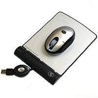 Мышь A4Tech NB-20D Silver-Black USB